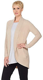 Barefoot Dreams Cozychic Lite Circle Cardi withPockets