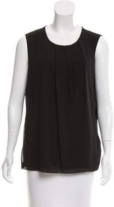 Basler Sleeveless Scoop Neck Top w/ Tags
