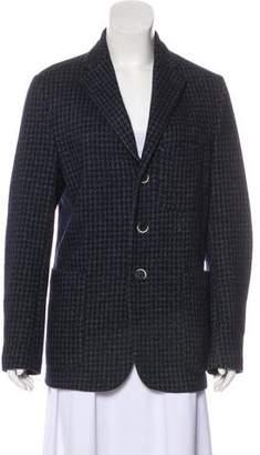 Barena Venezia Wool-Blend Notch-Lapel Blazer