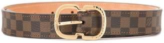 Louis Vuitton Pre-Owned Ceinture buckled belt