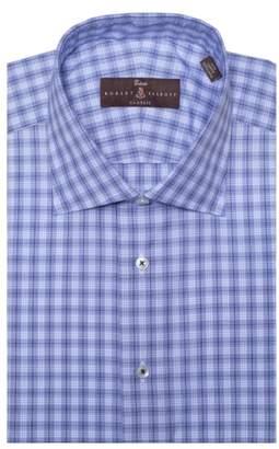 Robert Talbott Classic Fit Plaid Dress Shirt