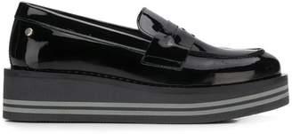 30a5bb83a Tommy Hilfiger flatform loafers