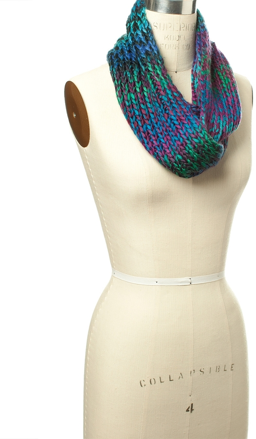 The Limited Marled Infinity Scarf