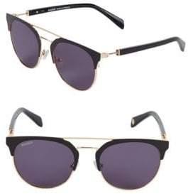 7b9e9988711e Balmain Gold Women s Sunglasses - ShopStyle