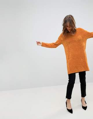 Asos DESIGN Sweater Dress in Chenille