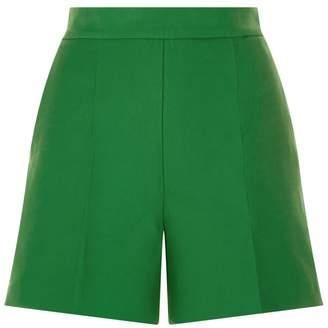 Sandro High Waisted Tailored Shorts