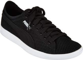 Puma Mesh Lace-up Sneakers - Vikky Mesh