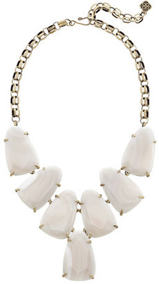 Kendra Scott Harlow Statement Necklace $225 thestylecure.com