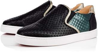Christian Louboutin Sailor Boat Orlato Men's Flat