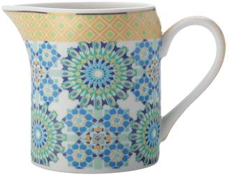 Maxwell & Williams Teas & C''s Isfara Creamer 300ml Bukhara Blue Gift Boxed