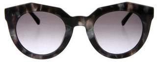 MCM Gradient Cat-Eye Sunglasses