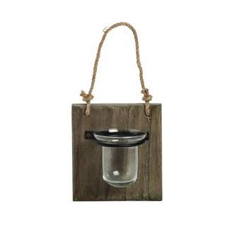 Foreside Home and Garden Retreat Hanging Vase