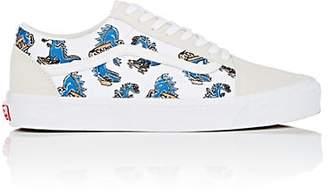 Vans Men's BNY Sole Series: Men's OG Old Skool Sneakers - White
