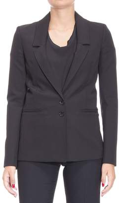 Patrizia Pepe Blazer Suit Jacket Woman