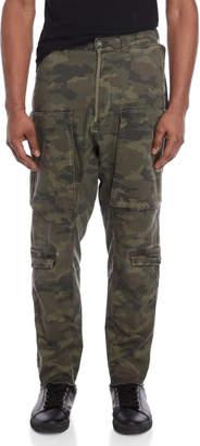 Hudson Quint Slim Straight Cargo Pants