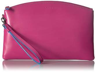 Lodis Audrey RFID Miley Wristlet with Removable ID Wallet