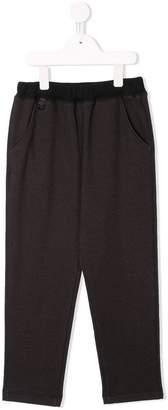 Familiar slim-fit track trousers