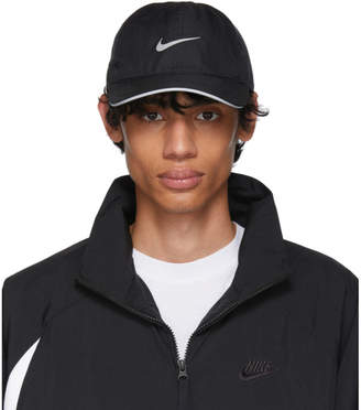 Nike Black Featherlight Running Cap