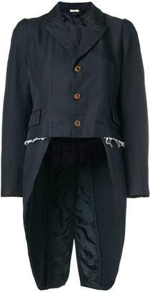 Comme des Garcons high low jacket