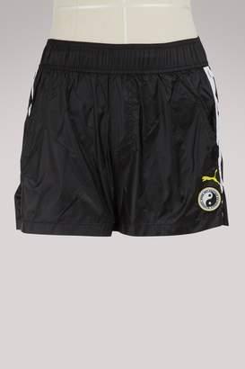 FENTY PUMA by Rihanna Tracksuit mini-shorts