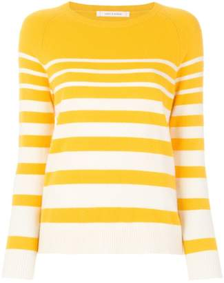 Parker Chinti & increasing stripe jumper