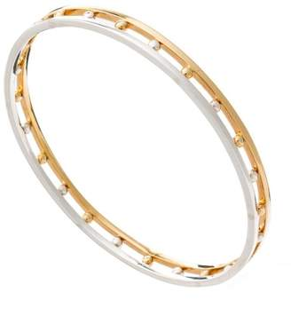 Rachel Jackson London Mixed Metal Punk Bangle