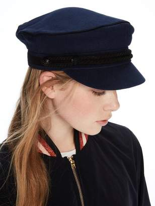 Scotch & Soda Cotton Baker Boy Cap