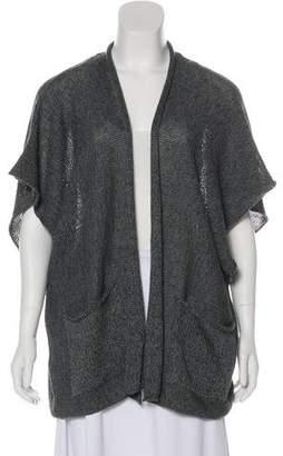 eskandar Linen Knit Cardigan