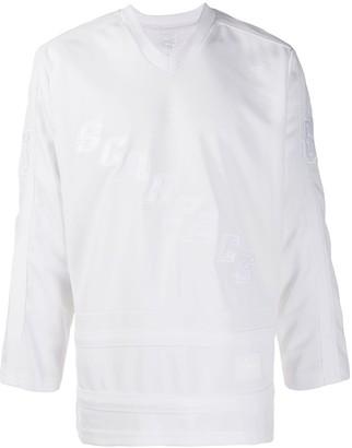 Supreme scarface hockey jersey top