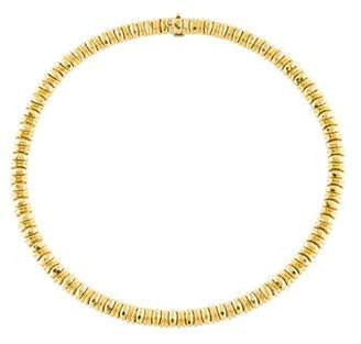 Henry Dunay 18K Collar Necklace