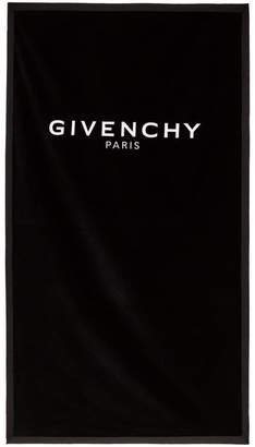Givenchy (ジバンシイ) - Givenchy ロゴ ビーチタオル