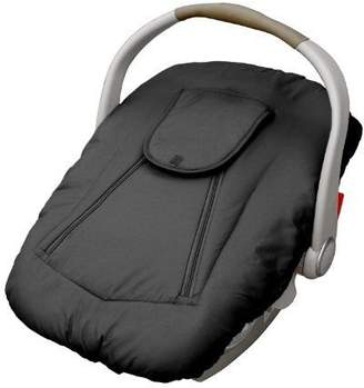 Jolly Jumper Arctic Sneak-A-Peek Infant CarSeat Cover With Attached Blanket