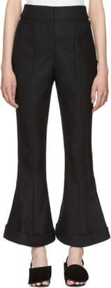 Jacquemus Black Le Pantalon Nino Trousers