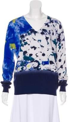 Etro Printed Wool Sweater