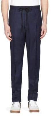 Kenzo Urban Track Wool Pants