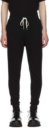 John Elliott Black Ebisu Lounge Pants