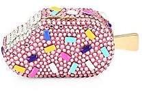 Judith Leiber Couture Women's Strawberry Sprinkle Popsicle Pillbox