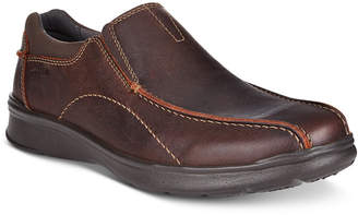 Clarks Men's Cotrell Step Bike Toe Slip On $80 thestylecure.com