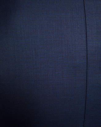 Neiman Marcus Men's Dot Two-Piece Suit