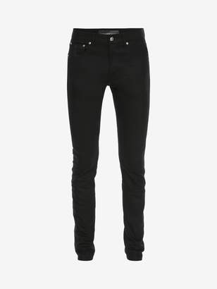Alexander McQueen Fitted Jeans