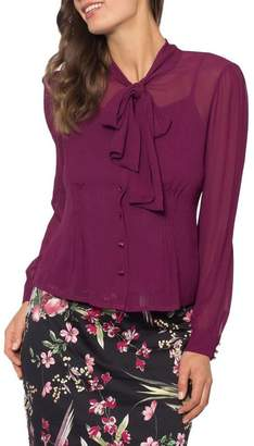 Alannah Hill Oh My Darling Blouse