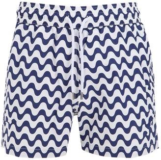 Copacabana Sports Nylon Swim Shorts