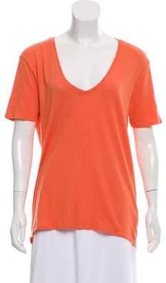 Zadig & Voltaire Lightweight Cutout T-Shirt