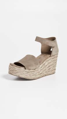 Pedro Garcia Dory Wedge Sandals