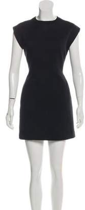 Helmut Lang Sleeveless Shift Dress Sleeveless Shift Dress