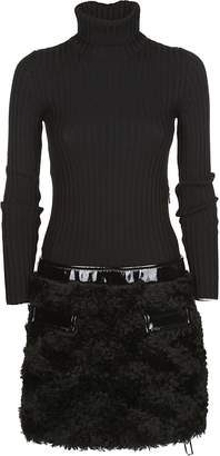 Moschino Two Piece Knitted Dress