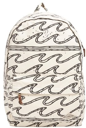 Billabong 'Hand Over Love' Backpack $44.95 thestylecure.com