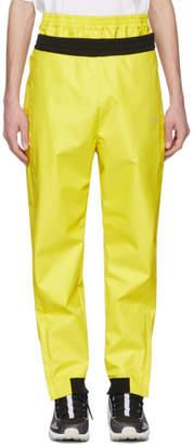 Ambush Yellow Layered Track Pants