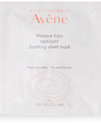 Avene Soothing Sheet Mask X 5 - Colorless