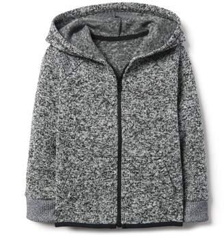 Crazy 8 Crazy8 Toddler Sweater Fleece Zip Hoodie